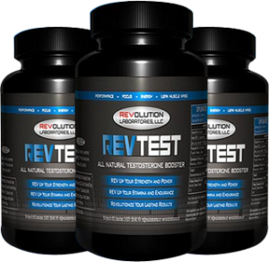 Revtest Testosterone Booster:  Bring Back the Man in You