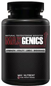 Maxgenics Testosterone Booster Review